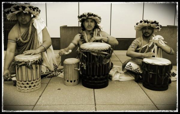 hawaii percussie band