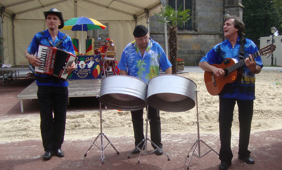 tropical band